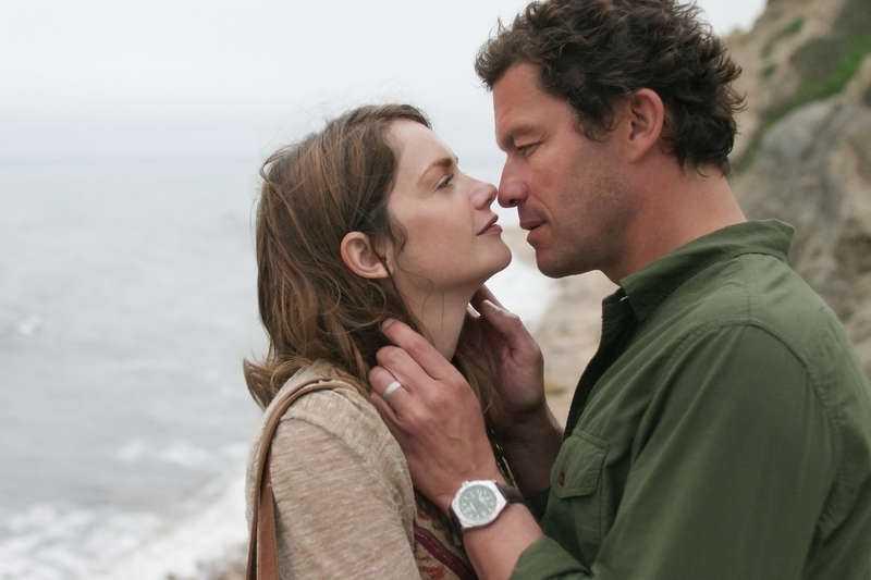 """Alison (Ruth Wilson) och Noah (Dominic West) i """"The affair""""."""