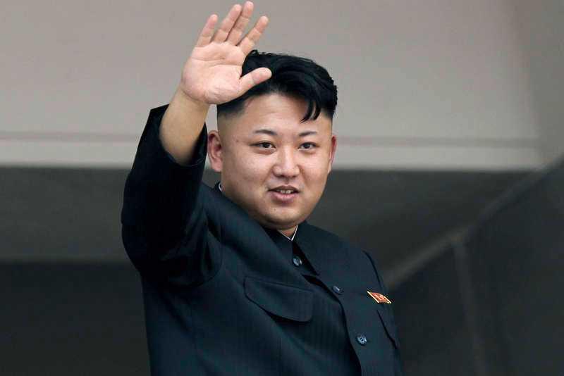 Nordkoreas Kim Jong-un.