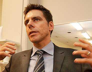 Mikael Tornving - den nye John Travolta.