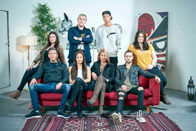 Nya gänget i TV3.
