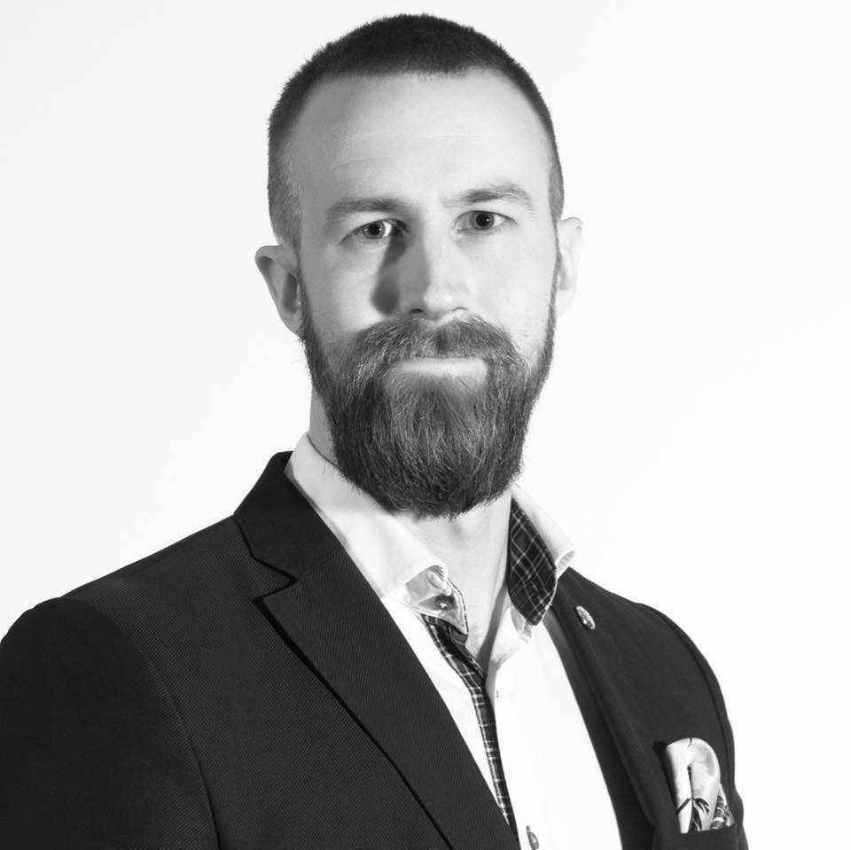 Marcus Uggeldahl, säkerhetschef.