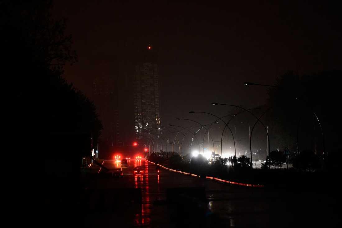 Centrala Islamabad i Pakistan.