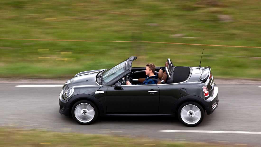 Mini Roadster Foto: ANDREAS HILLERGREN
