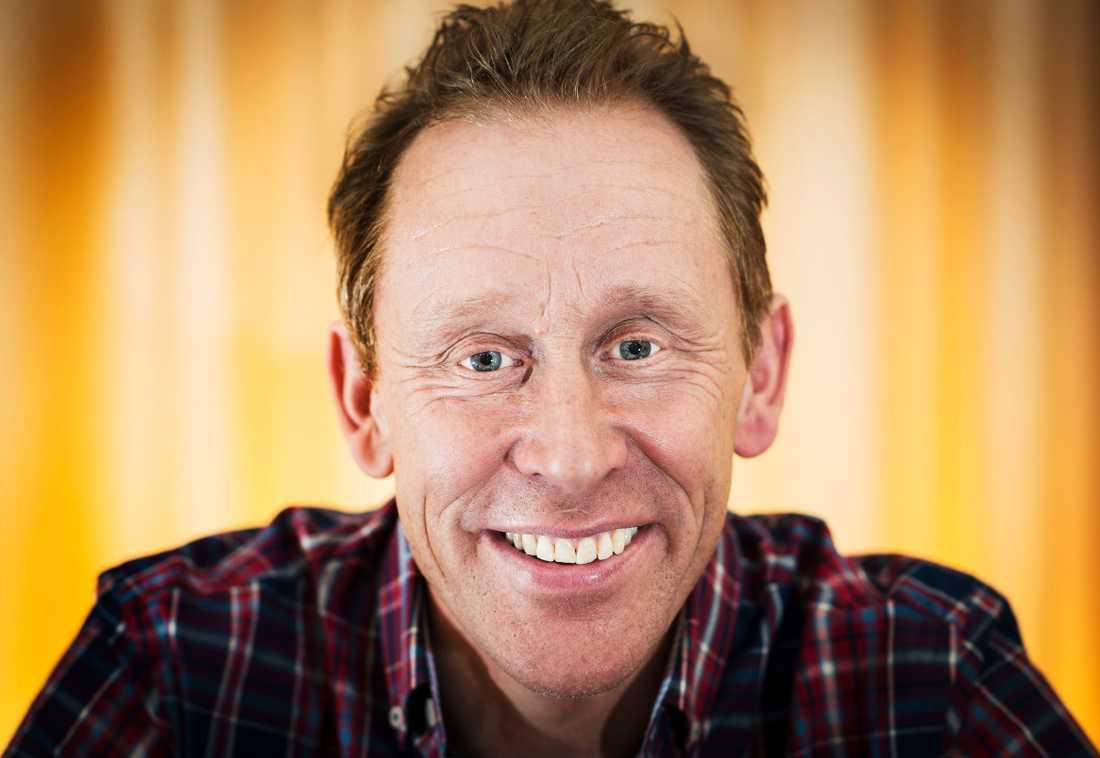 """Gunde Svan får stöd av tidigare vinnare av """"Let's dance""""."""