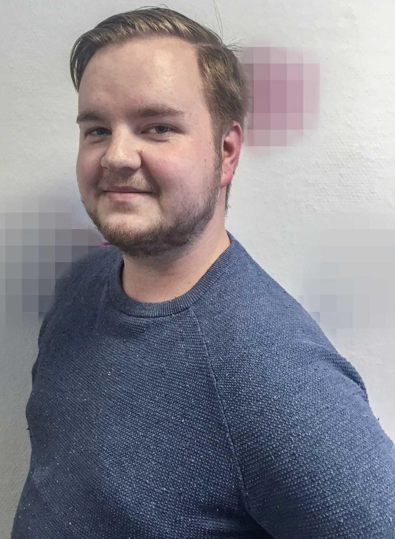 20-årige Heikki Bjørklund dödades med ett 20-tal knivhugg.