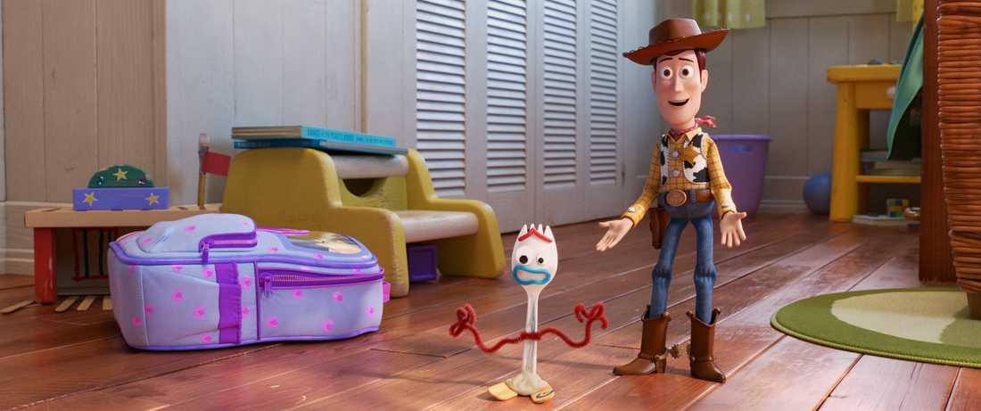 "Ur ""Toy story""."