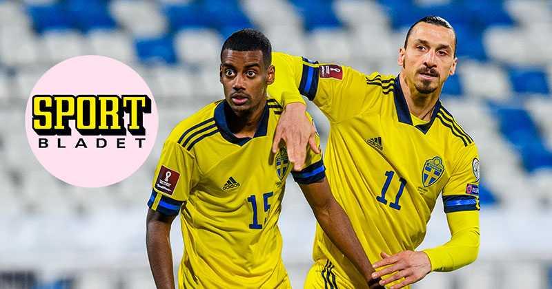 """Isak om att slå Zlatans rekord: """"Kul att skriva historia"""""""