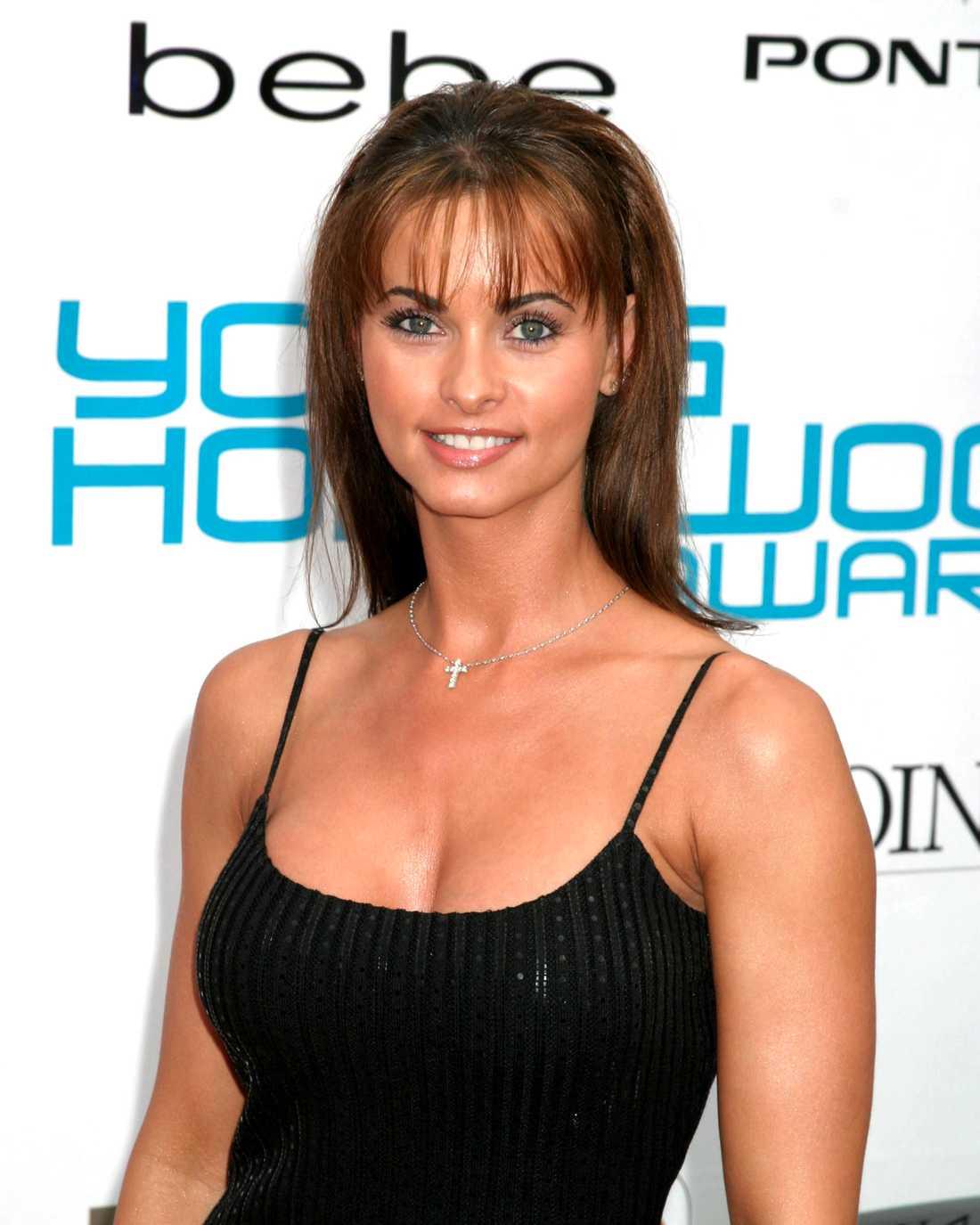 Playboymodellen Karen McDougal