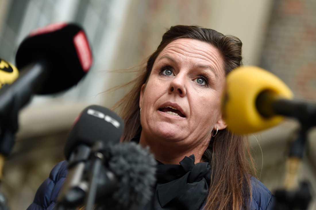 Morddömde ubåtsbyggaren Peter Madsen kommer inte att överklaga sitt livstidsstraff, enligt hans advokat Betina Hald Engmark. Arkivbild.