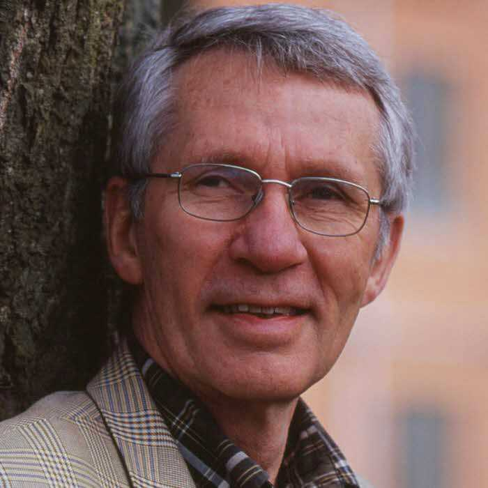 Joep Perk, hjärtläkare och seniorprofessor vid Linnéuniversitetet i Kalmar.