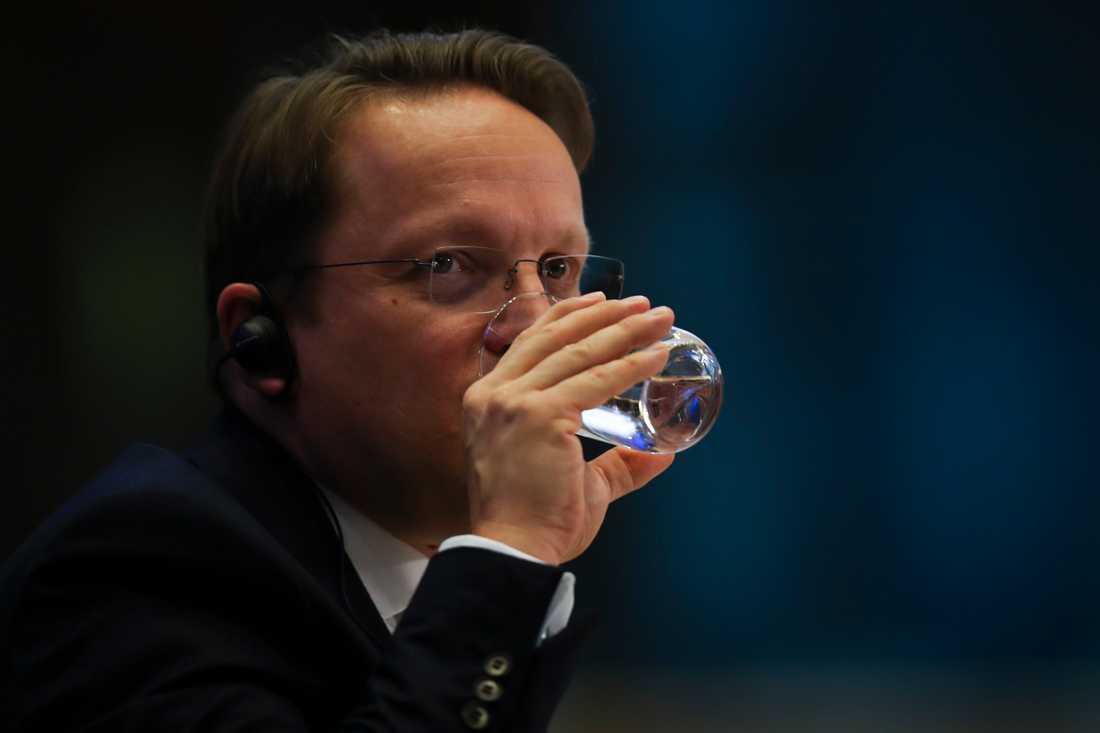 Ungerns EU-ambassadör Olivér Várhelyi har nominerats om ny utvidgningskommissionär i EU.