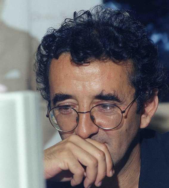 Roberto Bolaño (1953–2003).