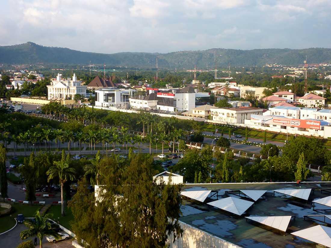 Abuja.