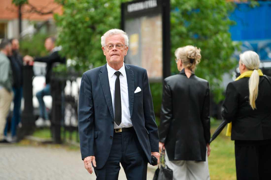 Björn Eriksson, generalsekreterare Riksidrottsförbundet.