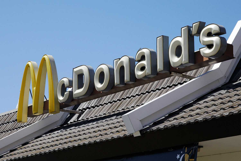 McDonalds stängde restauranger på Krimhalvön.