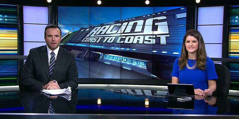 ATG i samarbete med amerikanska tv-jätten TVG från och med måndagen 17 september.