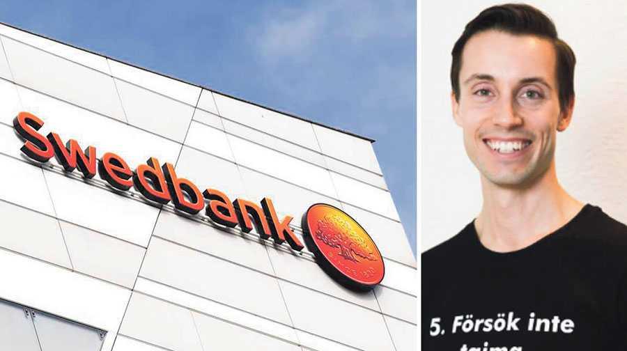 Patrick Siegbahn på Småspararguiden svarar på dina frågor om Swedbank.