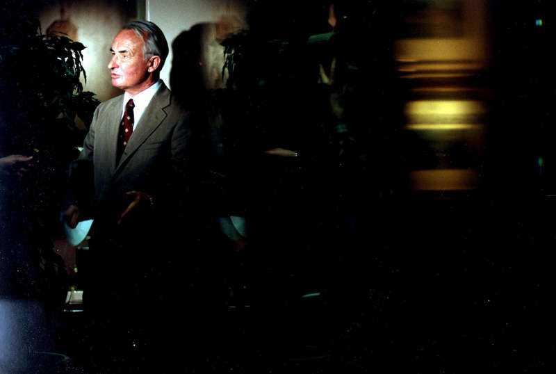 MILJARDÄR PÅ OLJA Adolf H Lundin läste allt om världens oljebaroner som barn. Vid sin död 2006 var han själv ägare av ett globalt oljeimperium.Foto