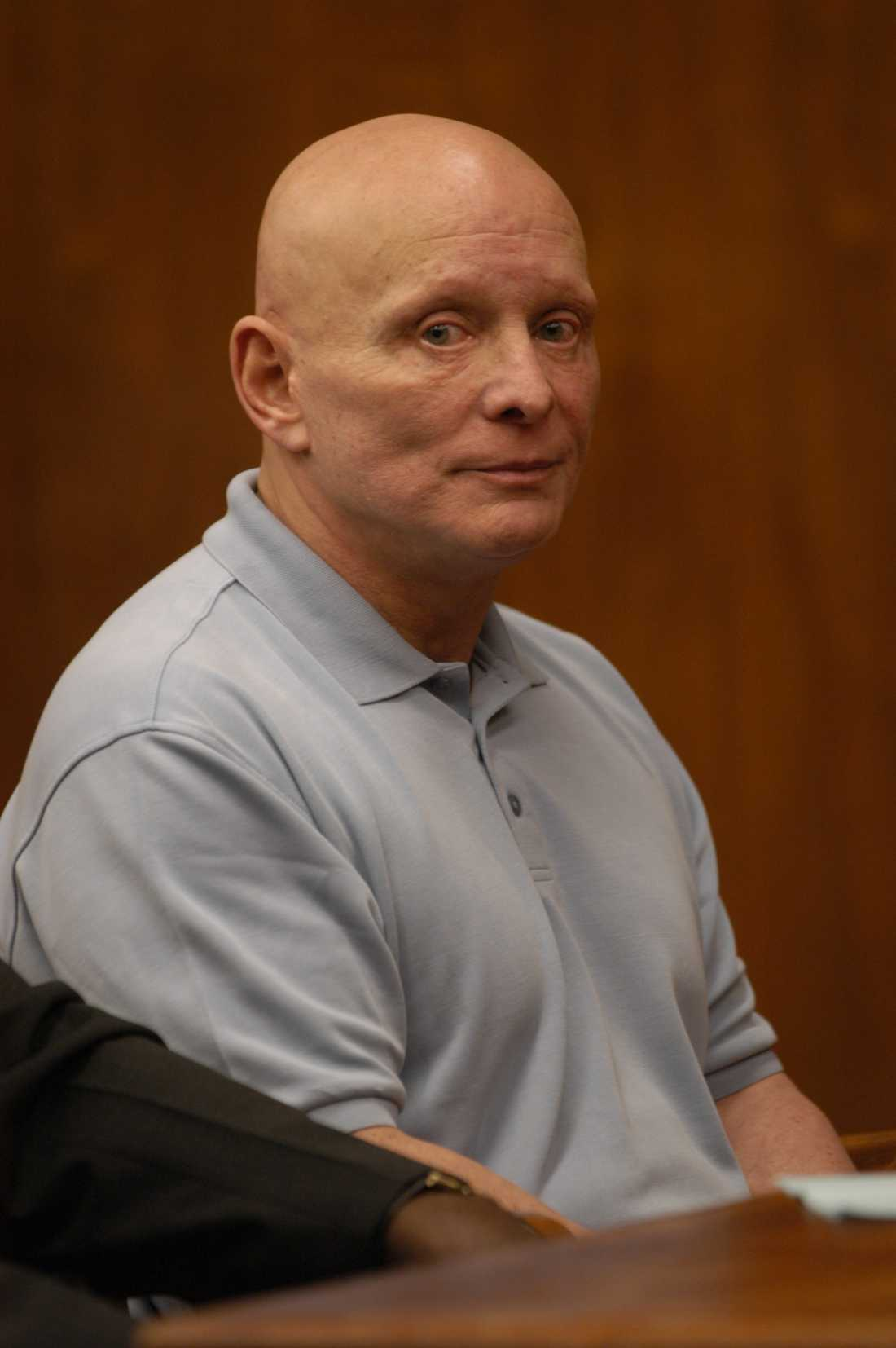 "Salvatore ""Sammy the Bull"" Gravano i Bergen Superior Court i Hackensack, New Jersey 2005."