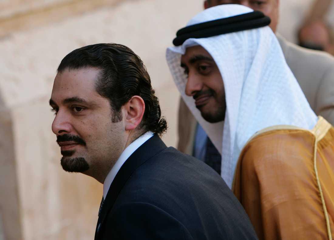 Premiärminister Saad al-Hariri, som avgick efter protesterna, väntas sväras in på posten igen nu i veckan.