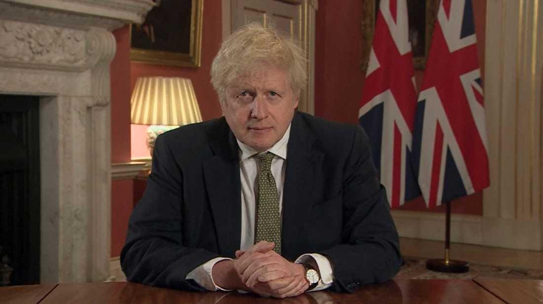 Premiärminister Boris Johnson.