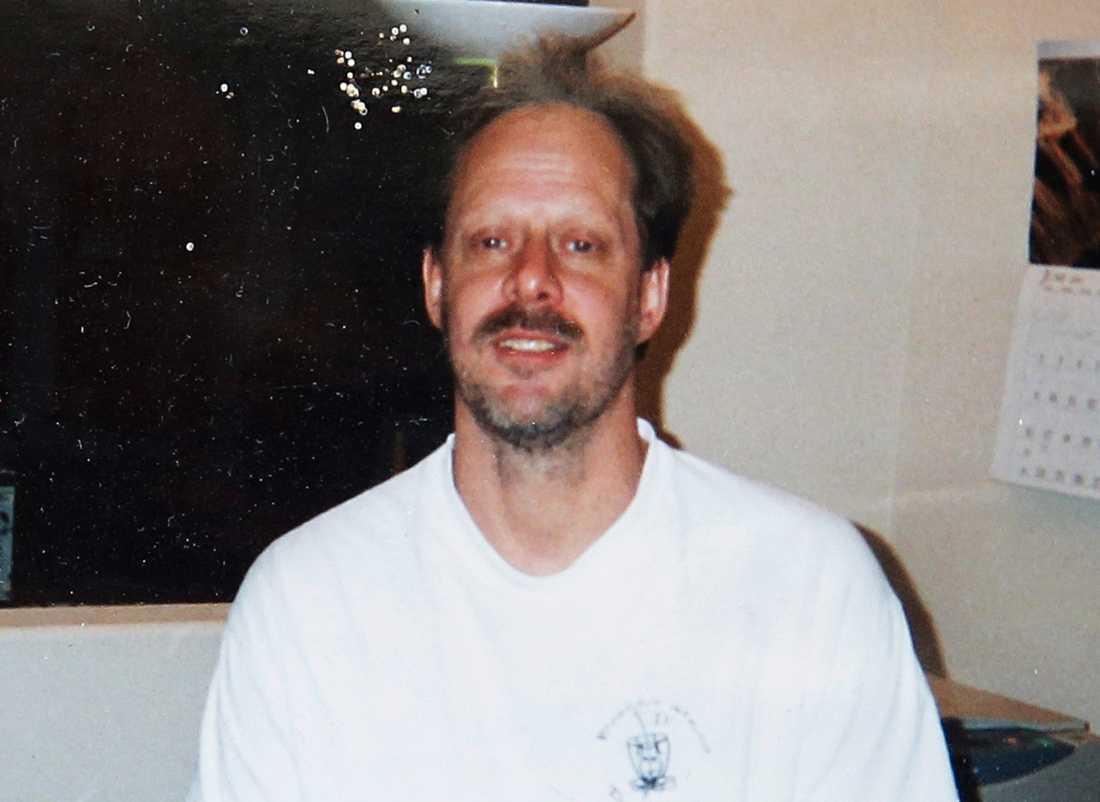 Massmördaren Stephen Paddock, 64.