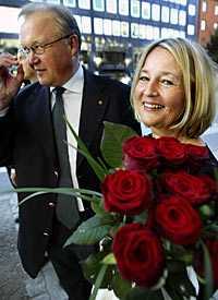 (s)aken är klar Kulturminister Marita Ulvskog blir ny partisekreterare i socialdemokraterna. En start på Perssons kontraattack mot det borgerliga valsamarbetet, menar Aftonbladets Lena Mellin.