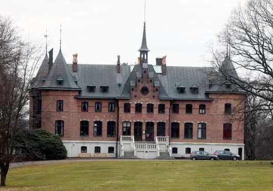Sofiero slott Hit flyttar prinsessan Victoria och Daniel Westling. Eller?