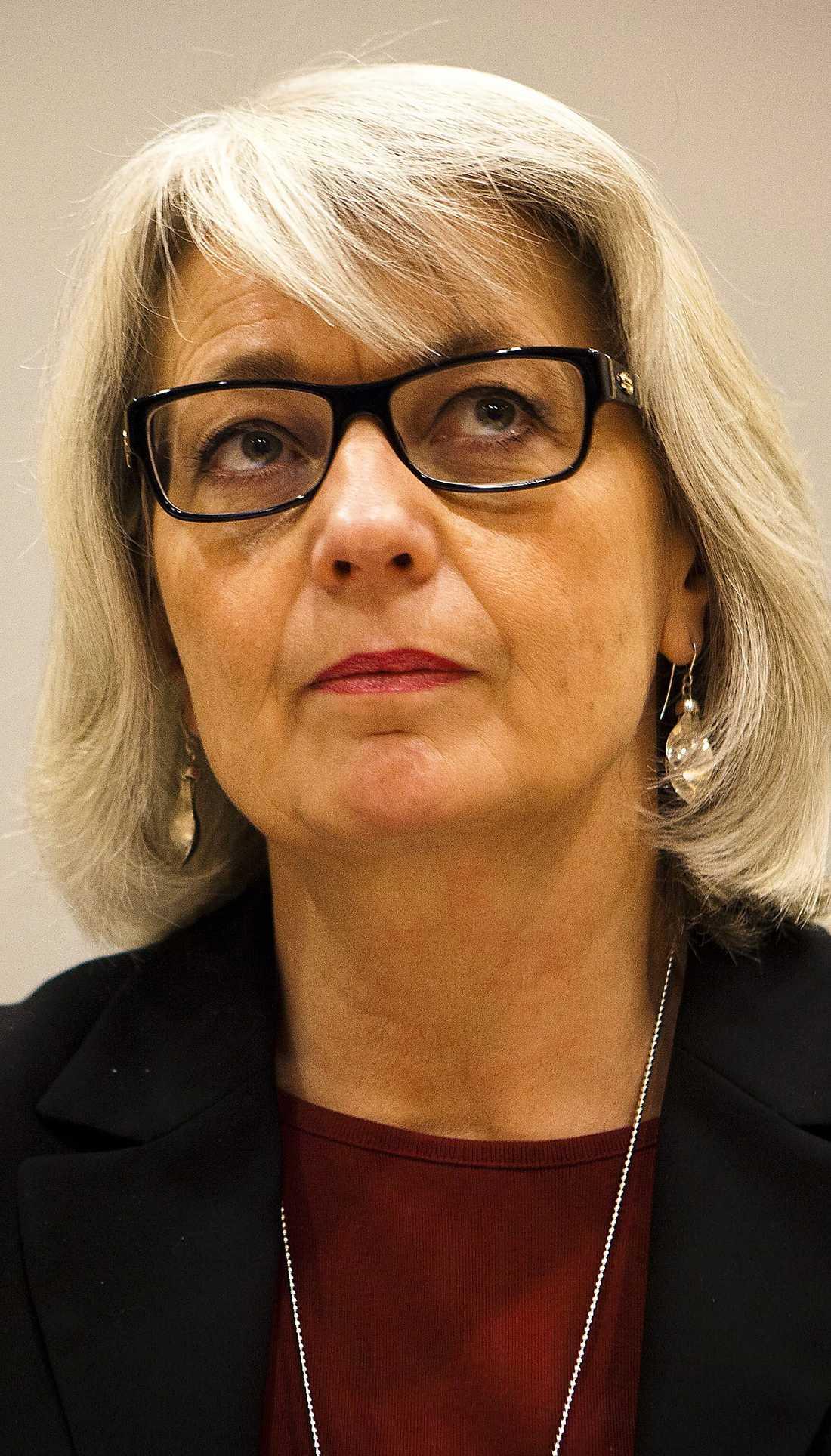 Yvonne Rudinsson.