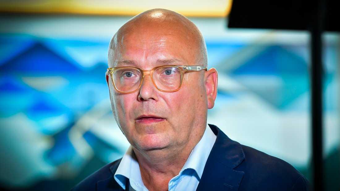 Magnus Ranstorp, terrorforskare och verksam bland annat vid Försvarshögskolan, deltog som expertvittne under rättegången. Arkivbild.