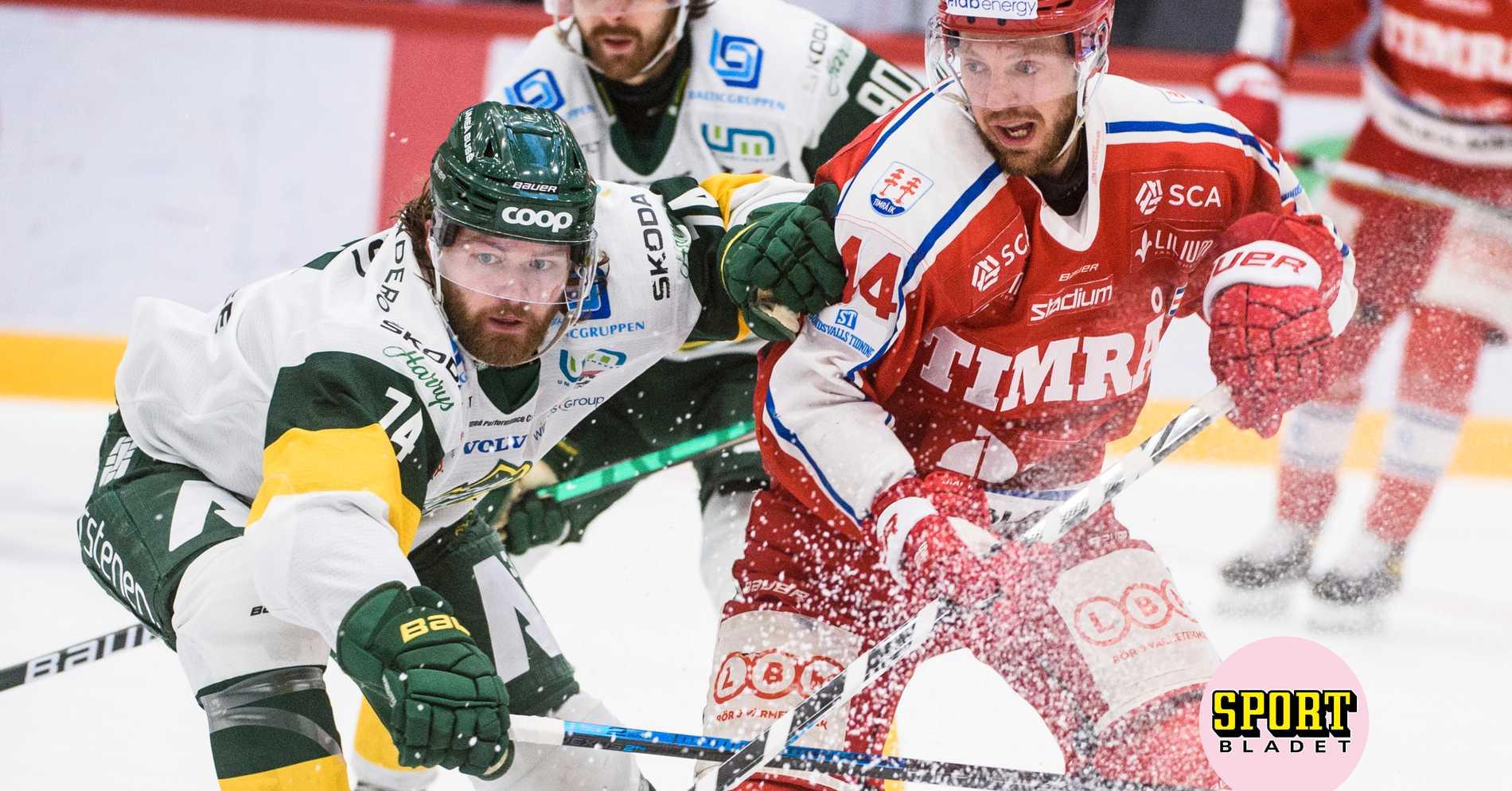 Hockeyallsvenska finalen flyttas fram igen