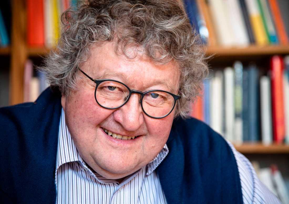 Statsvetaren Werner Patzelt.