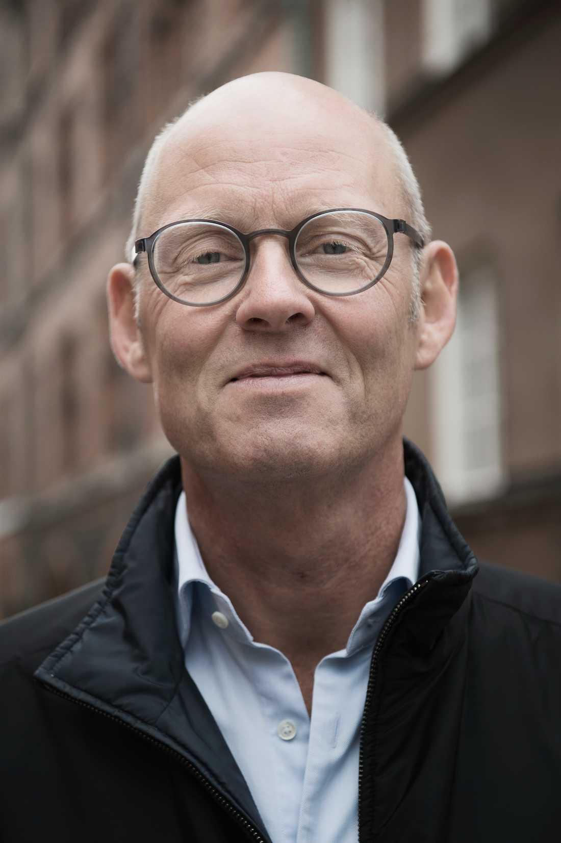 """Second opinion """"Ta reda på fakta och skaffa dig en second opinion"""", råder Lars Murman, 58, andra män som drabbats av prostatacancer."""