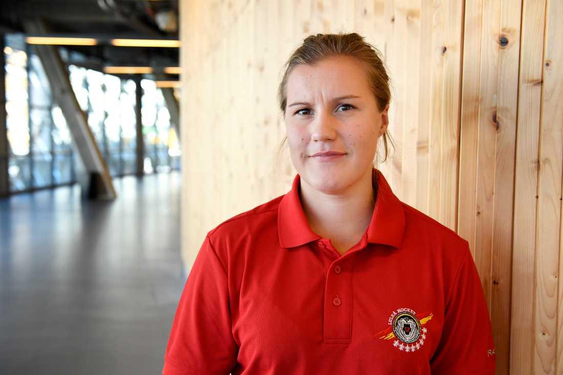Emma Eliasson öppnar för en comeback i landslaget.