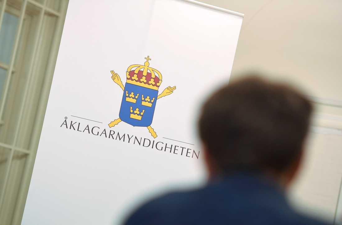 Åklagarmyndigheten har anmält en åklagare i södra Sverige till Statens ansvarsnämnd. Arkivbild.