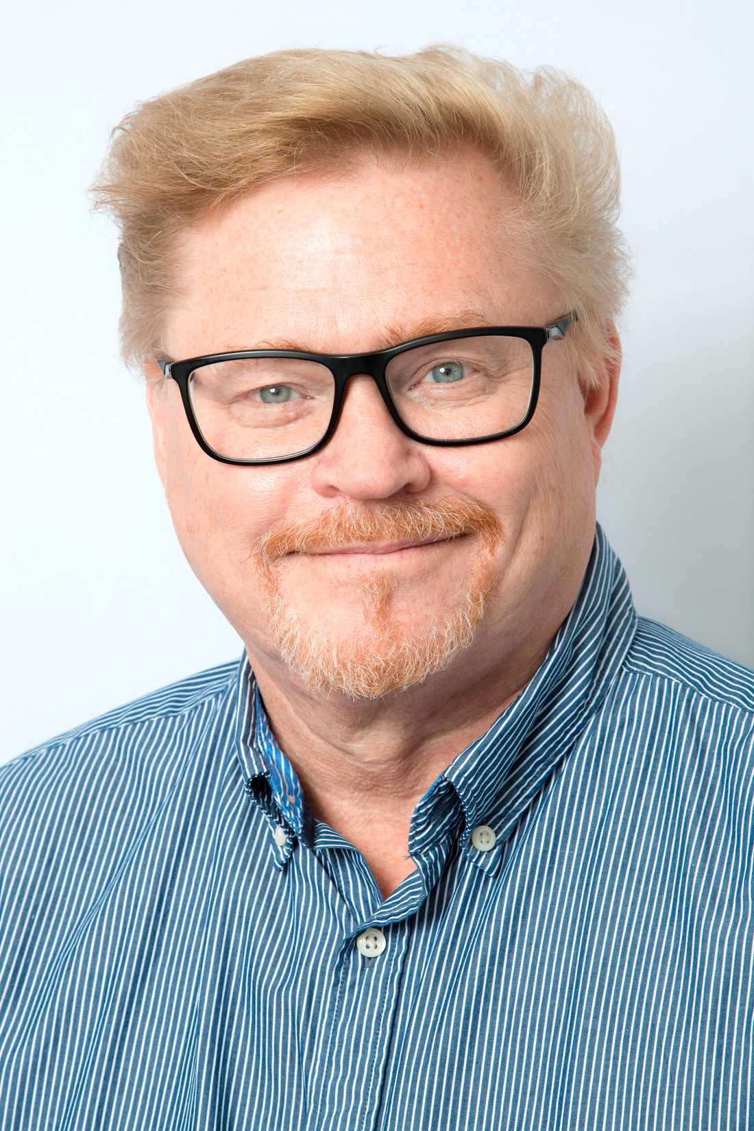 Christer Printz, chefsläkare på Skaraborgs sjukhus riktar kritik mot Socialstyrelsen.