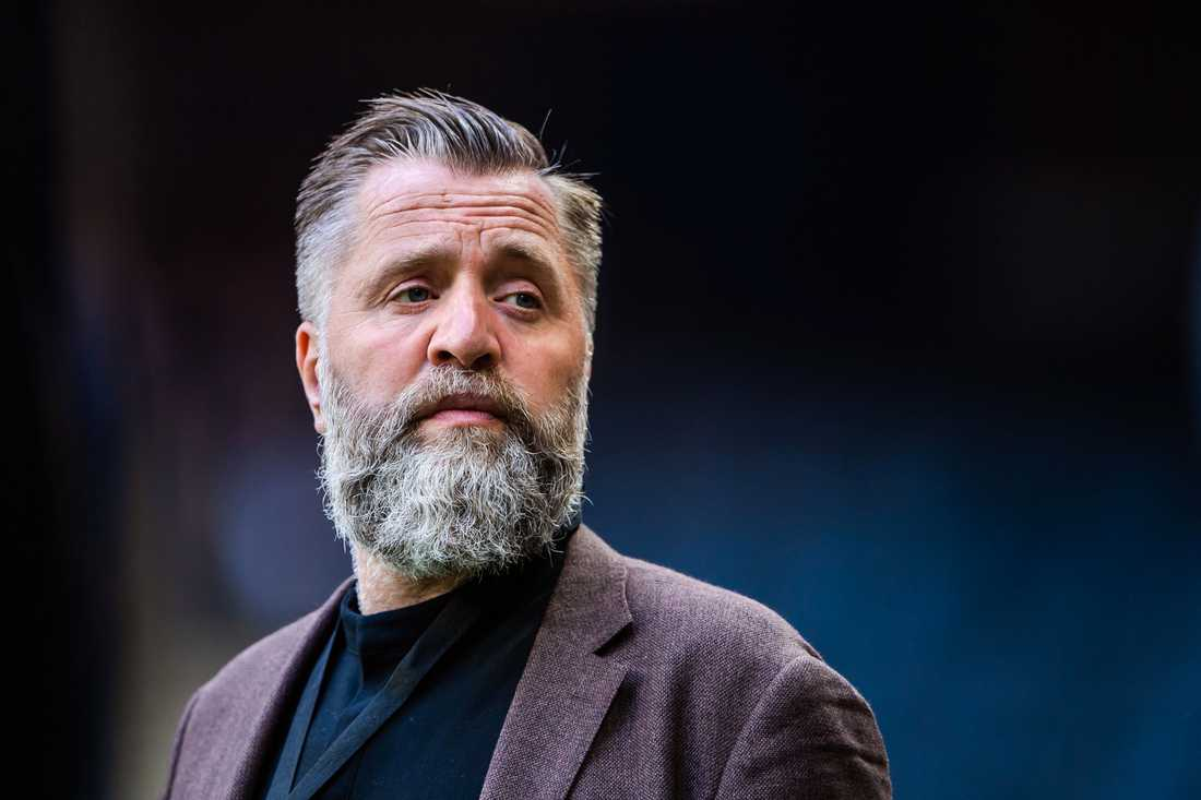 AIK:s VD Björn Wesström.