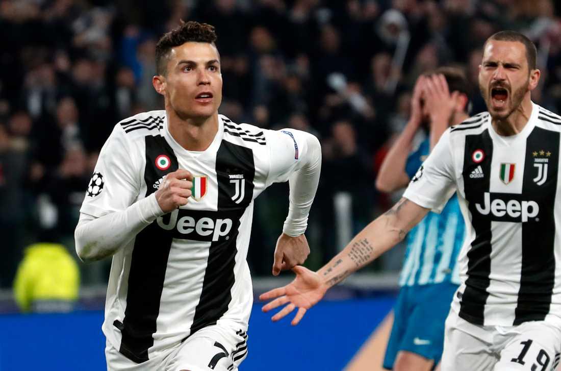 För varje nytt mål distanserar sig Ronaldo från den där natten 2009, skriver Johanna Frändén.