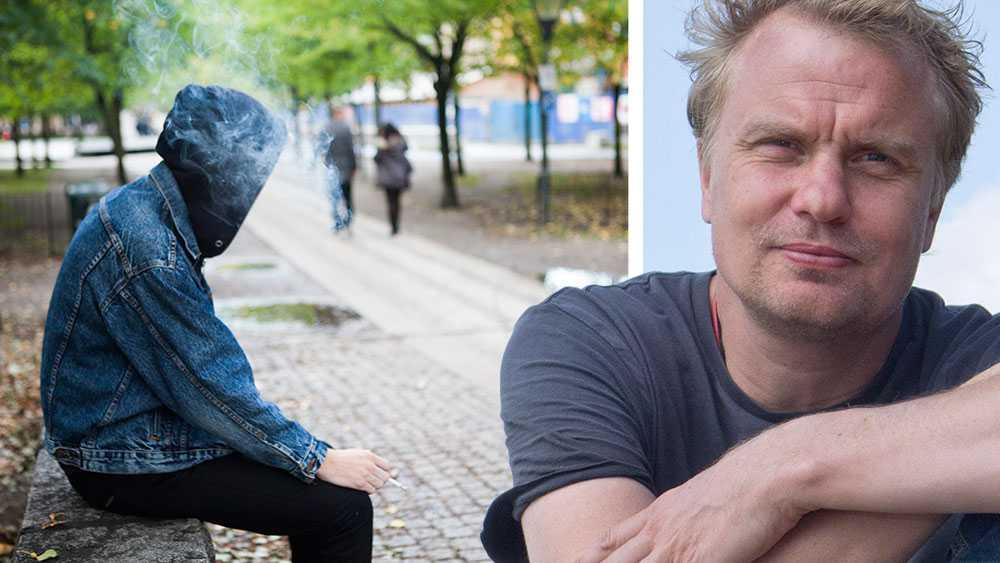 Vi befinner oss mitt i en knarkepidemi. Hela Sverige knarkar. I Kiruna, i Malmö, på Järvafältet eller i Danderyd. Och det är inte vuxna Sverige, utan det är hela det unga Sverige. De som vi brukar kalla vår framtid, skriver  Mats Utas, professor i antropologi, ungdomsforskare och orolig pappa.