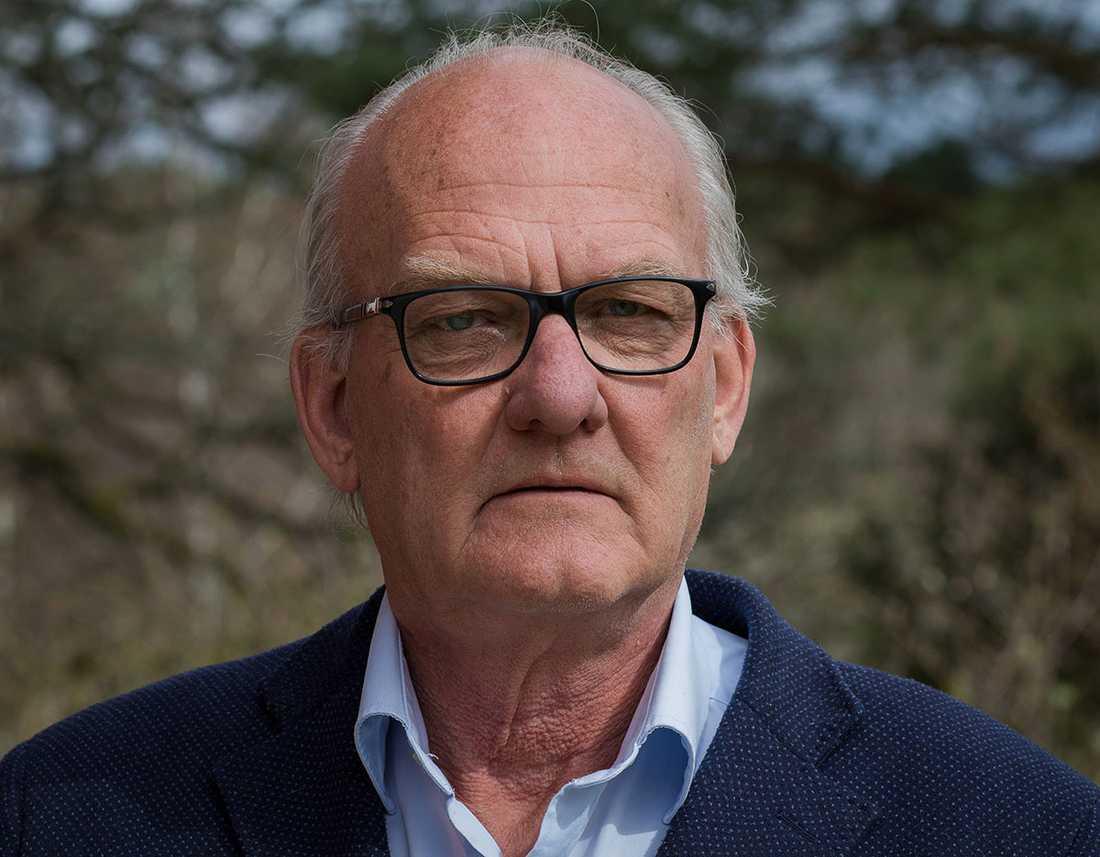 Jan Lindvall, nära vän till Lena Wahlberg som dog i terrorattacken.