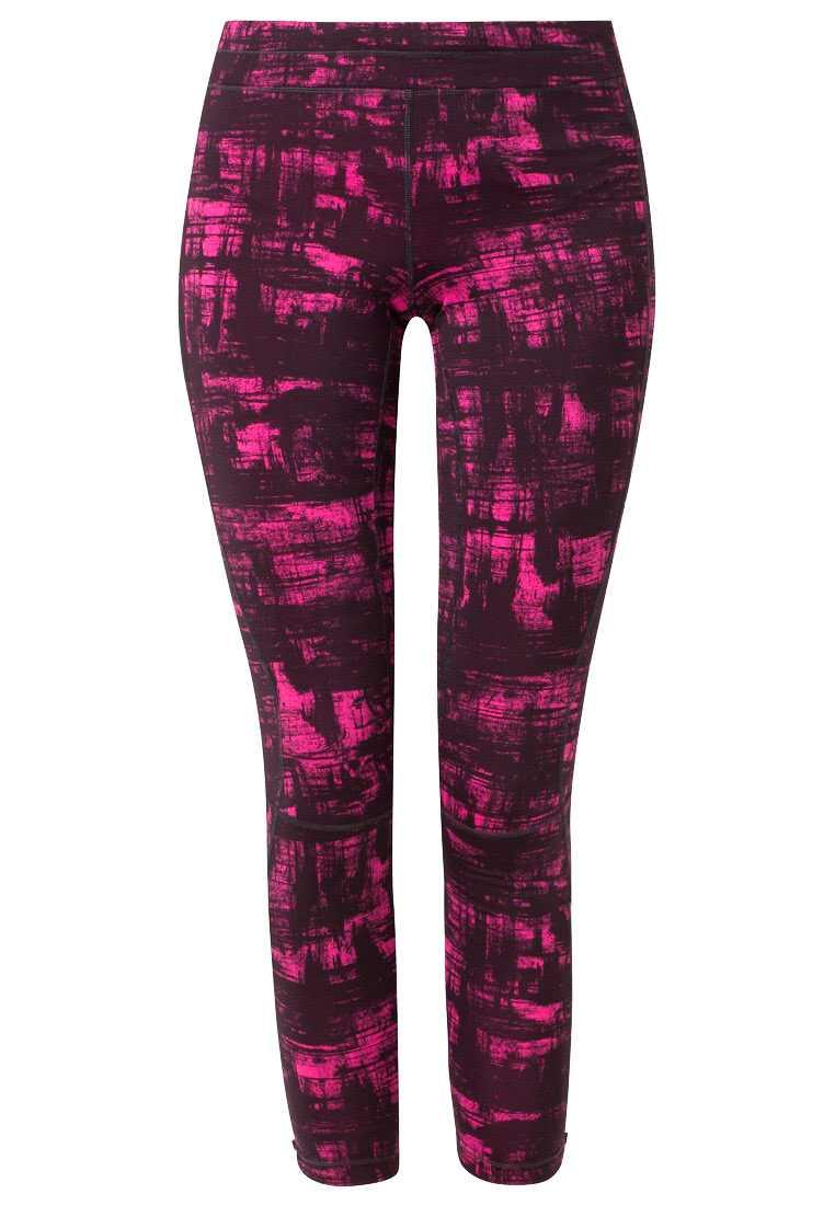 Snygga detaljer, reflexprint och smart ficka. Casalls svartrosa träningsbyxor har allt! Pris: 899 kronor.
