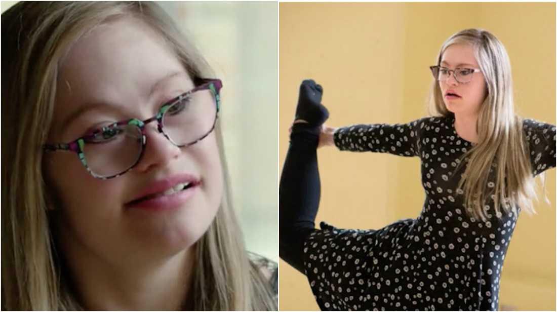 Mikayla, som har Downs syndrom, ska delta i Miss Minnesota USA.