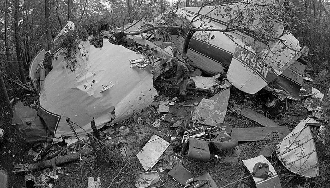 Två av Lynyrd Skynyrds originalmedlemmar dog i en flygplanskrasch 1977. Nu blir händelsen film.