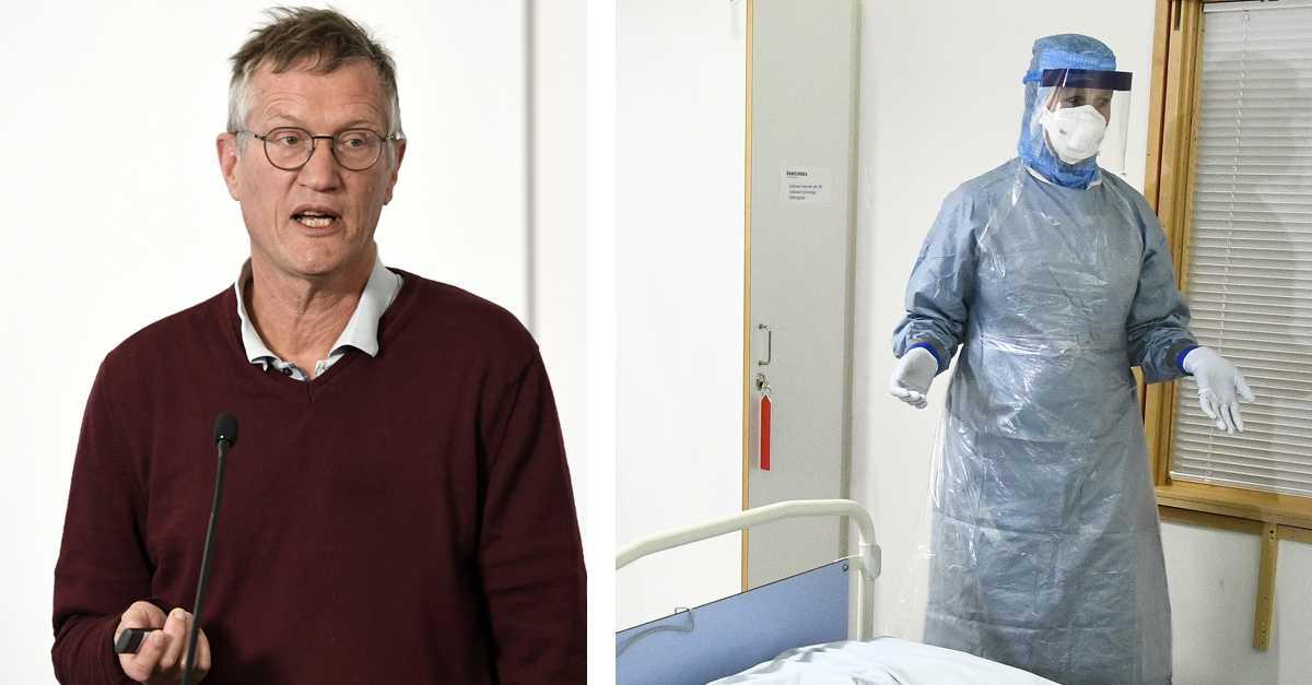 Troligt med enstaka fall i Sverige i november