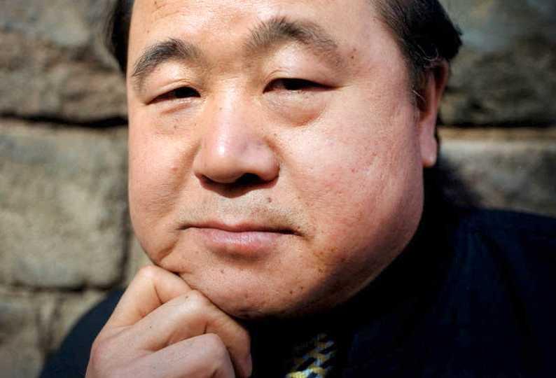 Mo Yan, 57, årets Nobelpristagare i litteratur. Foto: Scanpix