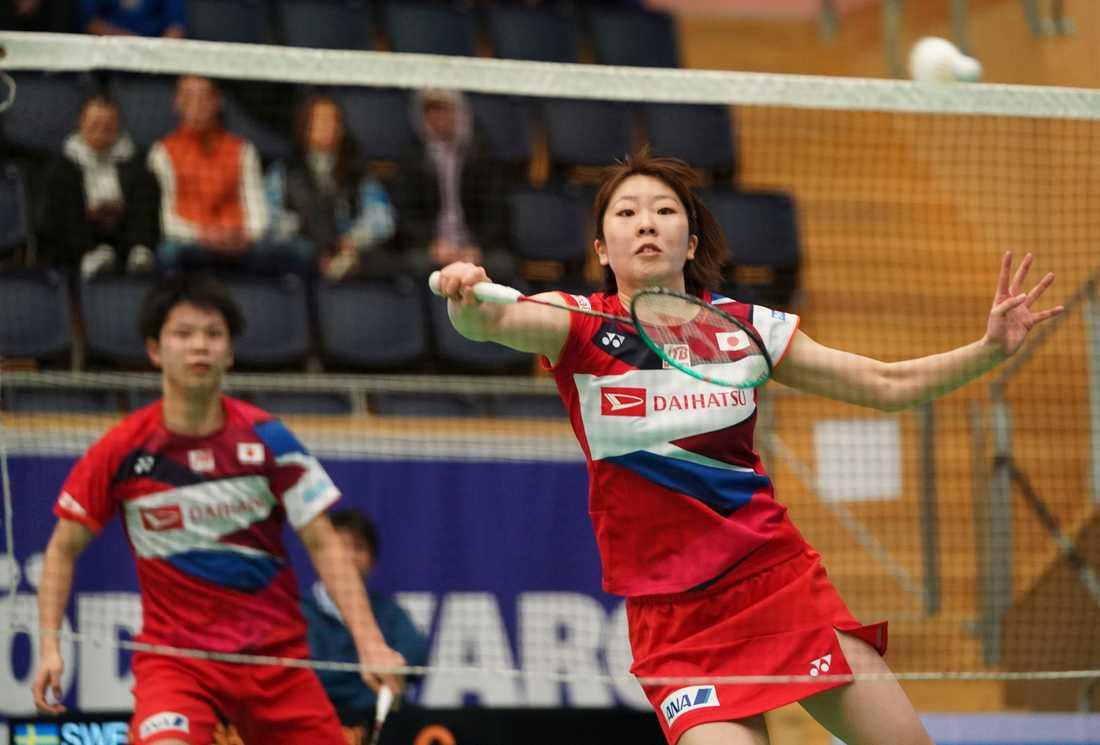Yujiro Nishikawa och Sabri Ozaki