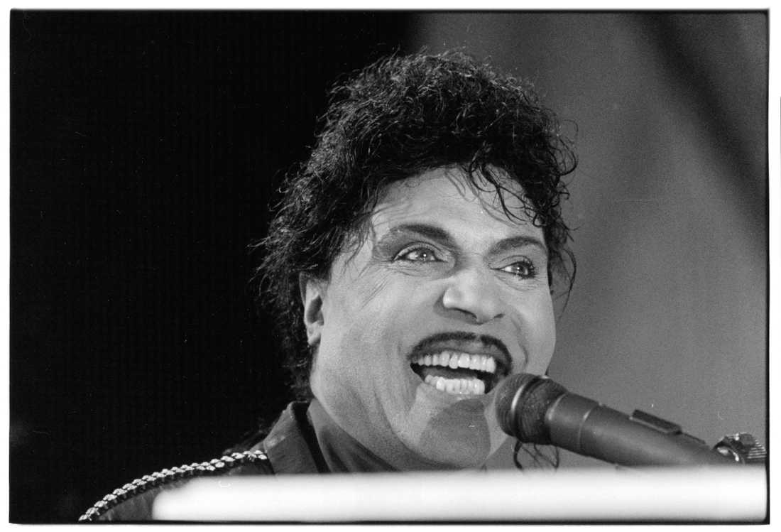 Little Richard blev 87 år.