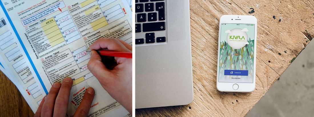 Senast den 27 februari måste du ha digital brevlåda för att få skattepengarna tidigare.
