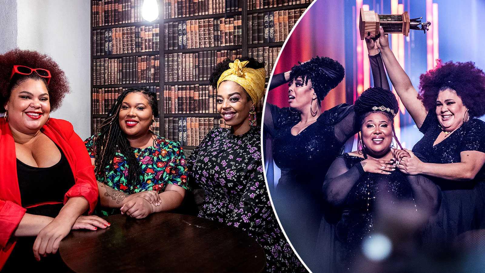 The Mamas till SVT: Skicka oss direkt till Eurovision nästa år