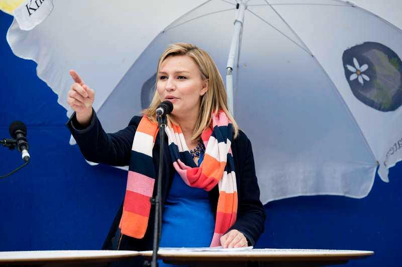 Ebba Busch Thor vill att anställa ska kunna vägra att utföra abort.